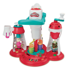 PLAY-DOH KITCHEN CREATIONS ULTIMATE SWIRL ICE CREAM MAKER set (HASBRO/ Ages 3 years & up/Approx. Retail Price: $24.99/ Available: Fall 2018) (Photo: Business Wire)