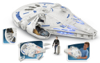 SOLO: A STAR WARS STORY 3.75-INCH KESSEL RUN MILLENNIUM FALCON VEHICLE (HASBRO/ Ages 4 years & up/Approx. Retail Price: $99.99/Available: Spring 2018) (Photo: Business Wire)