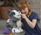 FURREAL RICKY, THE TRICK-LOVIN' PUP Pet (HASBRO/ Ages 4 years & up/Approx. Retail Price: $129.99/Available: Fall 2018) (Photo: Business Wire)