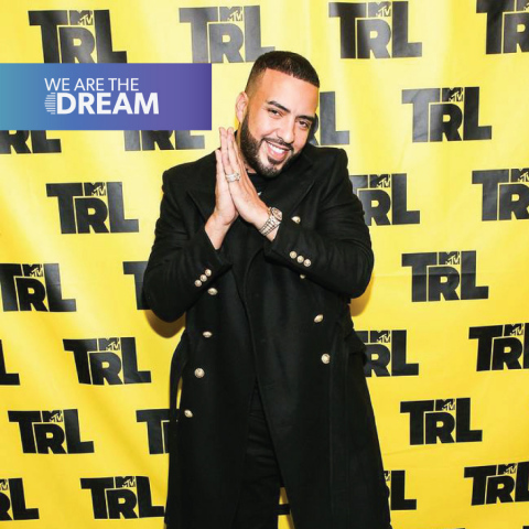 French Montana joins MTV and Get Schooled to support undocumented students. (Credit: Bennett)