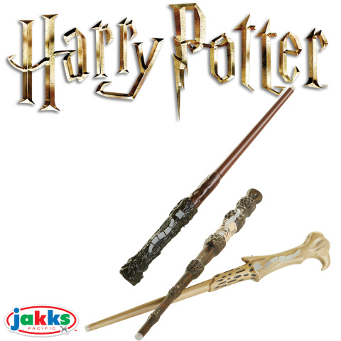 Harry Potter Wizard Training Wands (Graphic: Business Wire)