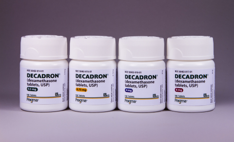 Decadron Tablets (Photo: Business Wire)