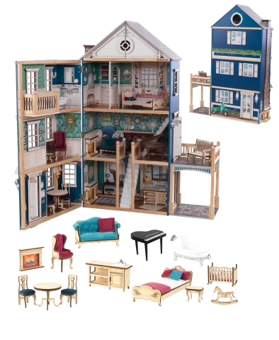 KidKraft Grand Anniversary Dollhouse (Photo: Business Wire)