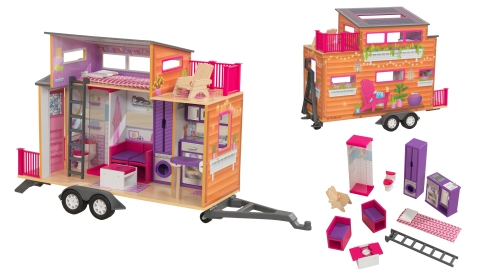 KidKraft Teeny House (Photo: Business Wire)