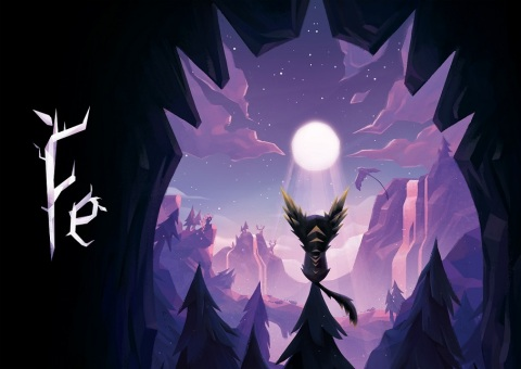 Glide, Jump, and Sing Your Way Through a Beautiful Forest with Fe, An EA Originals Title, Available Worldwide Today (Graphic: Business Wire)