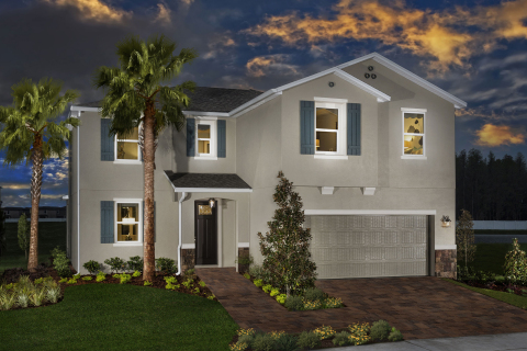 KB Home announces the grand opening of Freedom Ridge in Seffner. (Photo: Business Wire)