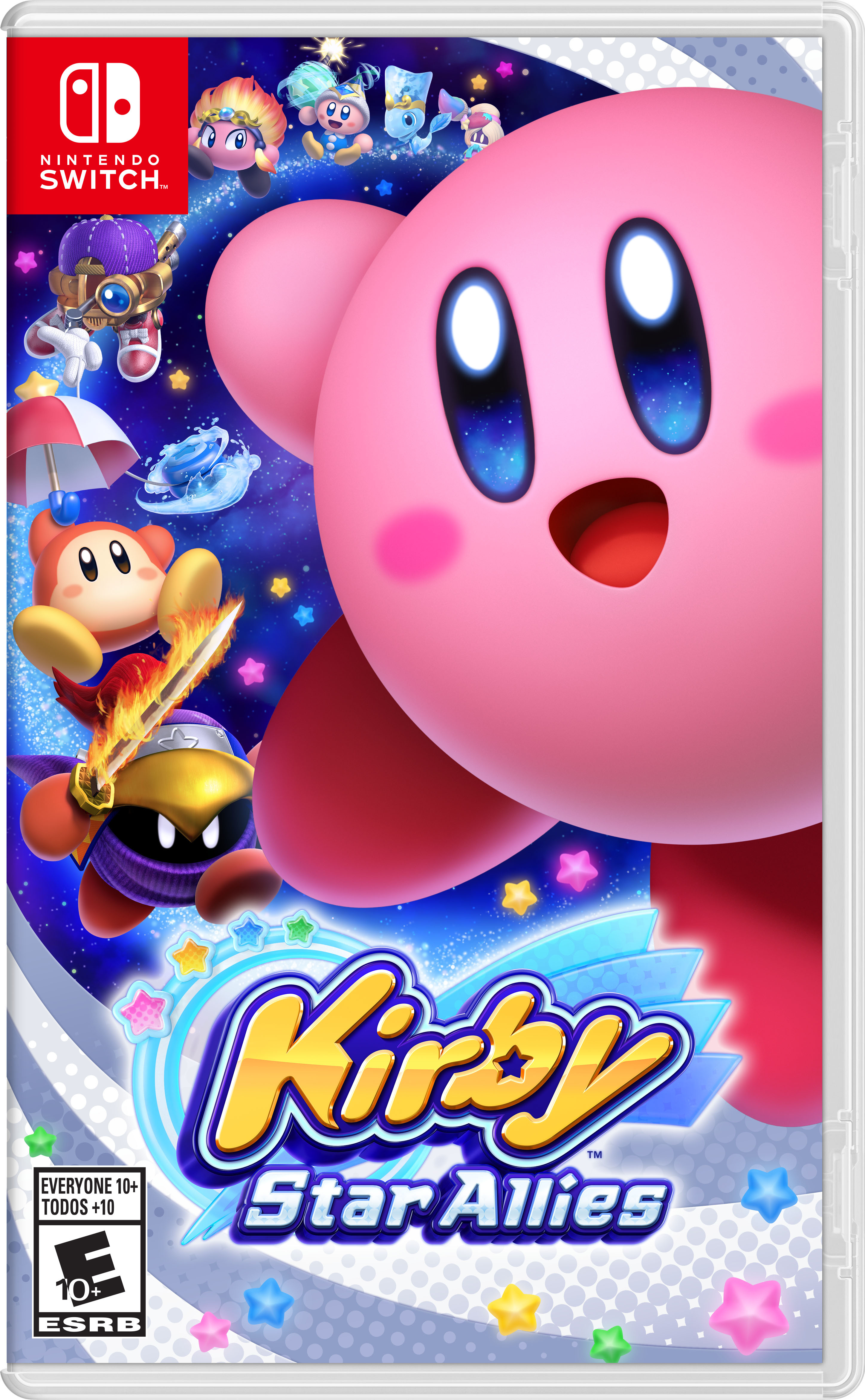 Kirby Encourages Fans to Perform Random Acts of Kindness at