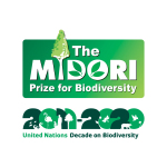 Nominations Open for The MIDORI Prize for Biodiversity 2018