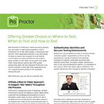 Find out more about ProProctor.