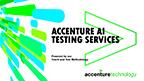 Accenture AI Testing Services
