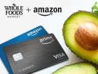 Prime Members Now Earn 5% Back When Shopping At Whole Foods Market Using the Amazon Prime Rewards Visa Card (Photo: Business Wire)
