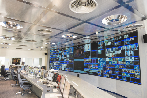 TVGE International Extends Global Reach with Satellite and Online Distribution via SES and MX1 (Photo: Business Wire)