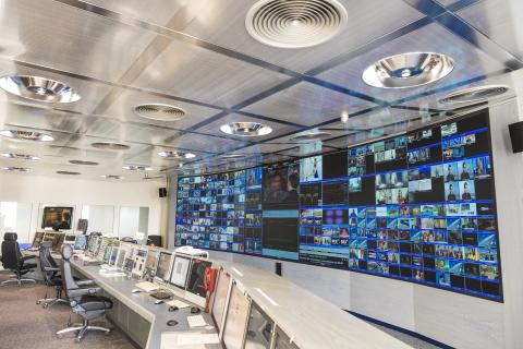 """TVGE Internacional amplía su alcance global a través de la distribución por satélite y por internet (""""on line"""") con la colaboración de SES y MX1 (Photo: Business Wire)"""