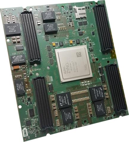 proFPGA Zynq™ UltraScale+™ ZU19EG FPGA Module (Photo: Business Wire)