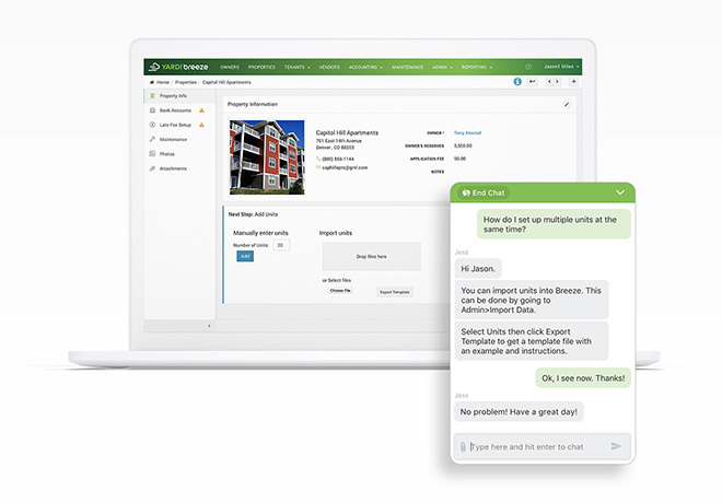Yardy System Yardi Breeze In The News Property Management Software