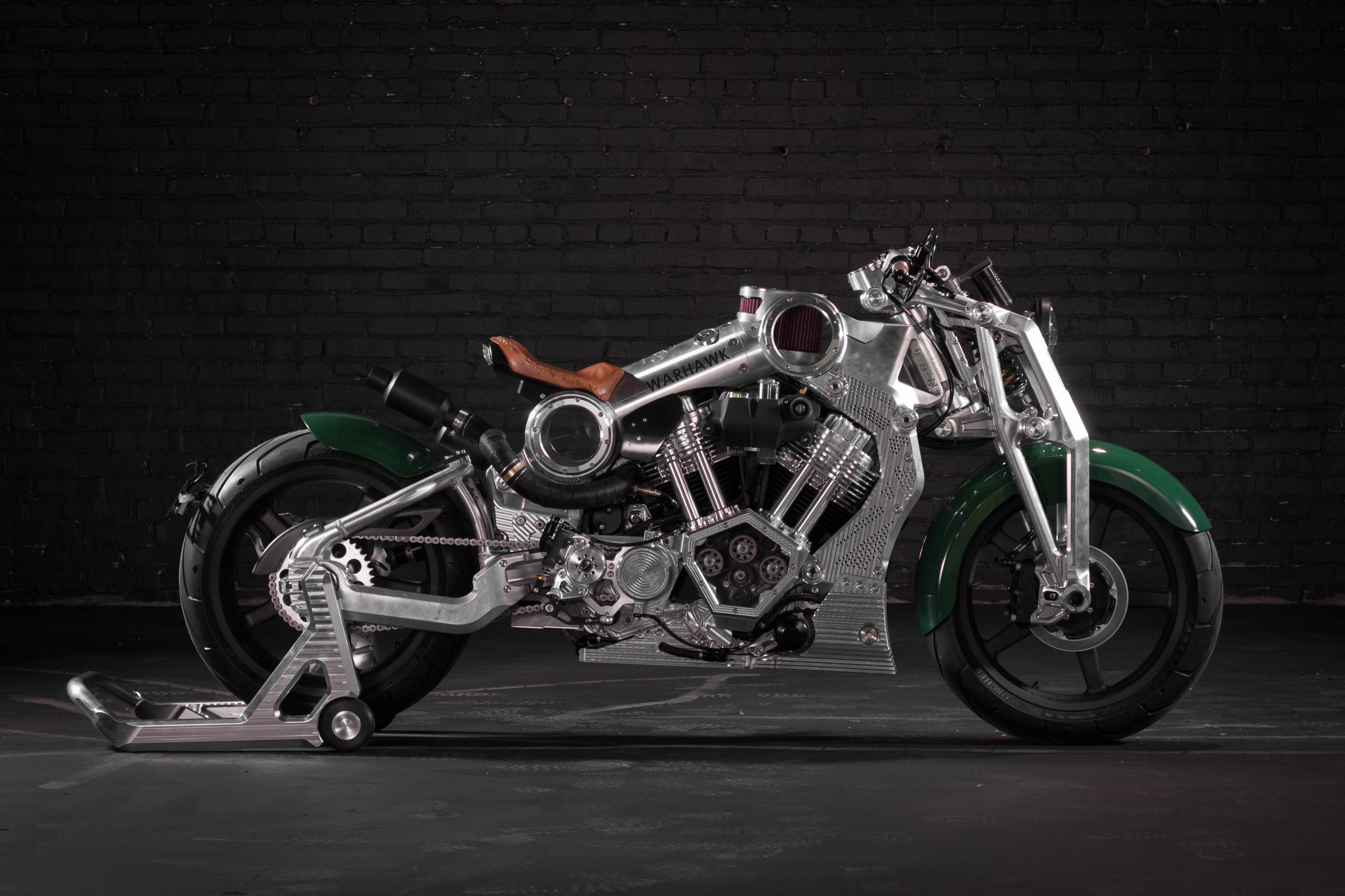 Curtiss Motorcycles Roars Back to Life with Exotic New V-Twin ...