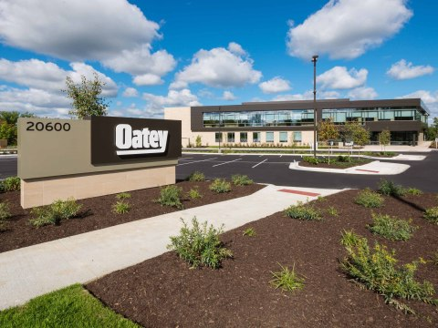 Oatey Co. Customer Support Center (Photo: Business Wire)