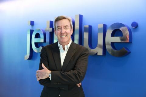 Steve Forte, JetBlue University Vice President (Photo: Business Wire)