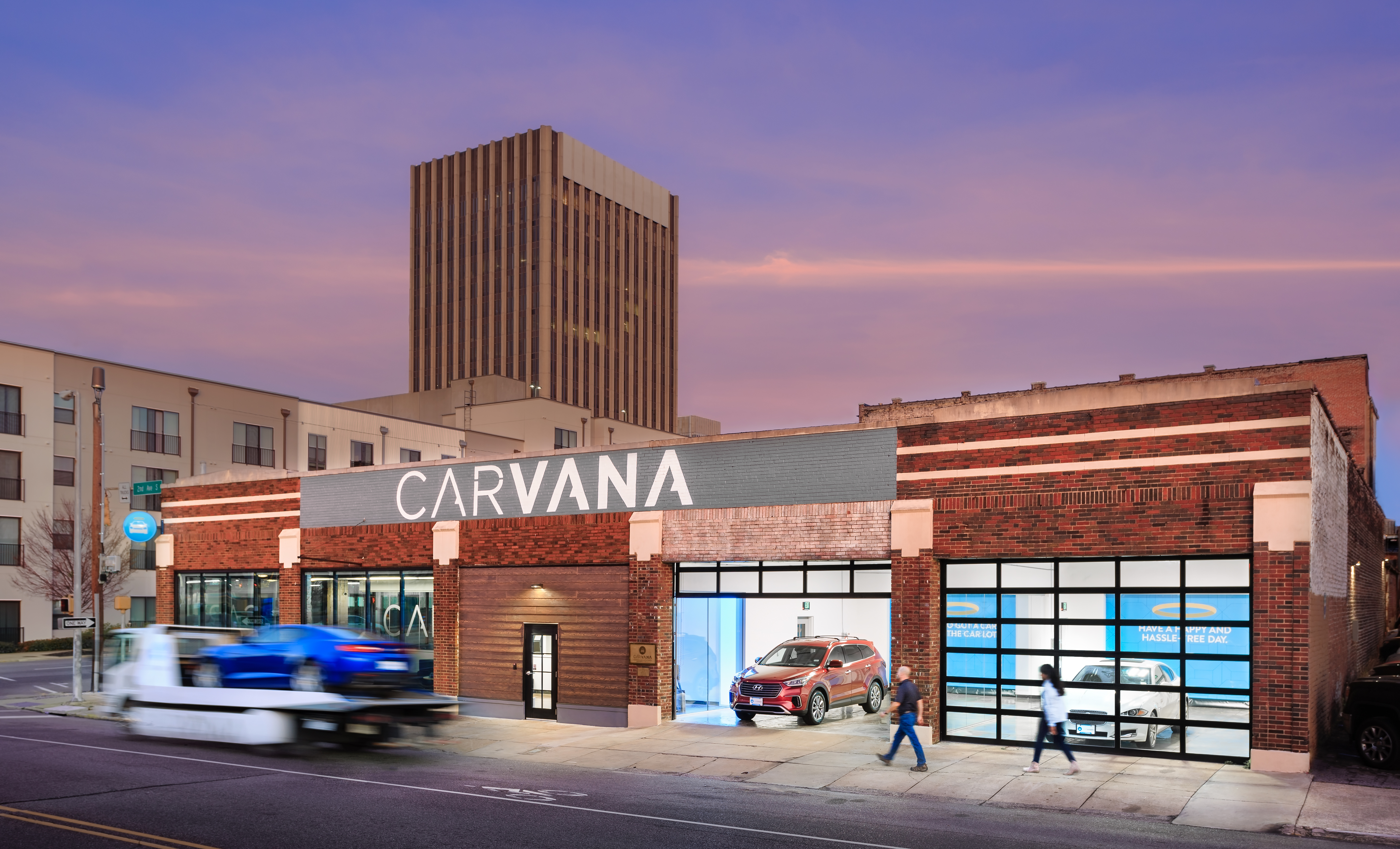 Carvana Shakes Up Car Buying in the Southeast, Bringing Carvana ...