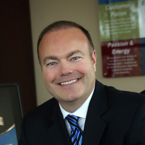 Lance Crane, owner and CEO of Crane Engineering. (Photo: Business Wire)