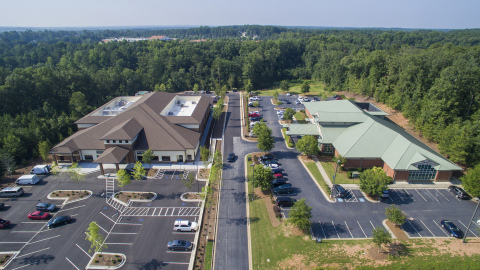 Fayette Surgical Building, Fayette Medical Building and Excess Land Parcel Sells for $16.3 Million. (Photo: Business Wire)