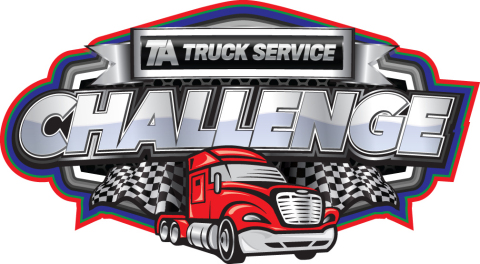 TA Truck Service Driver Challenge (Graphic: Business Wire)