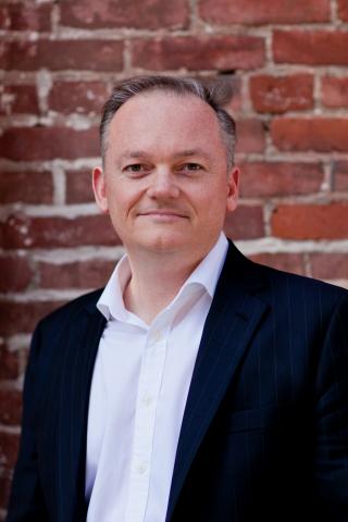 David Hamilton is the new CEO at International Decision Systems. (Photo: International Decision Syst ...
