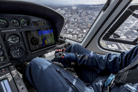 The Garmin G500H TXi helicopter flight displays build on the proven capabilities of the original G50 ...