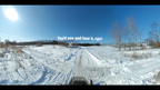 Snowmobile Virtual-Reality Video Aims to Reduce Collisions Between Trains and Winter Off-Road Vehicles (Video: Business Wire)