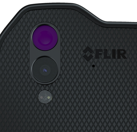 New Cat S61 Android smartphone with Thermal by FLIR. (Photo: Business Wire)