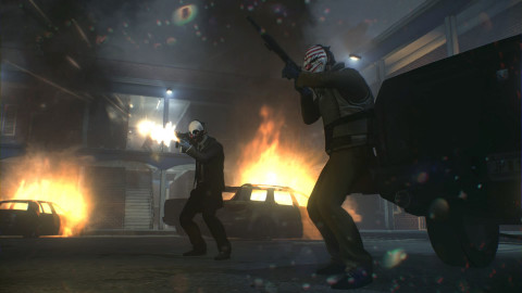 PAYDAY 2 launches on Feb. 27. (Graphic: Business Wire)