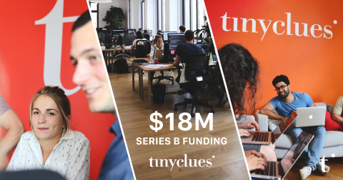 Tinyclues announced the closing of a USD 18 million Series B investment (Photo: Business Wire)