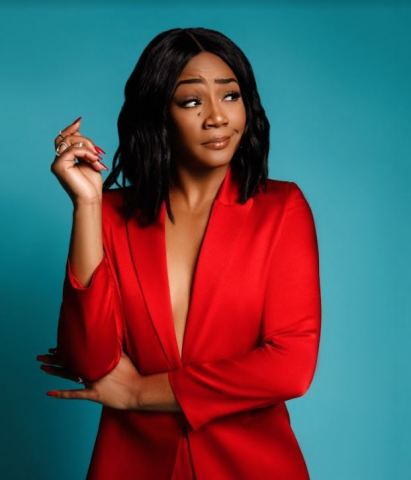 "Tiffany Haddish to host ""2018 MTV Movie & TV Awards"" (Photo: Elton Anderson Jr.)"