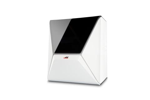 R5: eine hochautomatisierte Fräs- und Schleifmaschine für Nass- und Trockenbearbeitung in der Dentaltechnik. (Photo: Business Wire)
