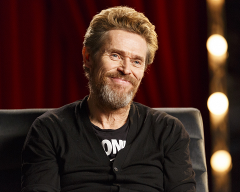 "Academy Award Nominee Willem Dafoe is featured in the new Funny Or Die and IMDb digital series ""IMDb Me."" (Photo: Business Wire)"