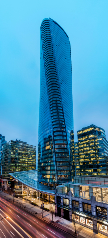 Trump International Hotel & Tower Vancouver (Photo: Business Wire)