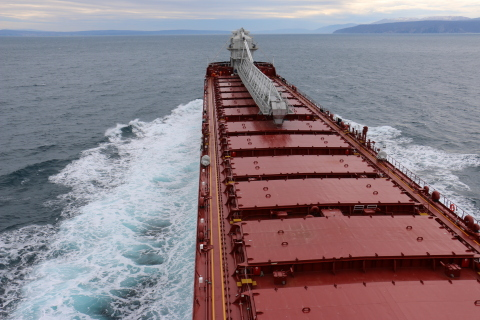 The Algoma Innovator is headed for Canada. (Photo: Business Wire)