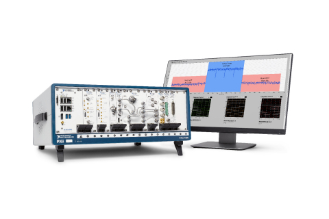 NI's sub-6 GHz 5G test reference solution is compliant with the 3GPP Release 15 specification for 5G New Radio. (Photo: Business Wire)