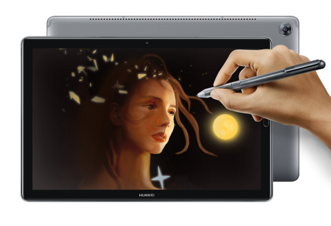 MediaPad M5 Pro (Photo: Business Wire)