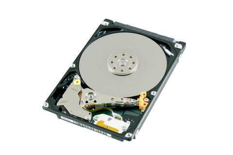 東芝: 記憶容量2TBを実現した2.5型クライアント向けHDD「MQ04ABD200」 (写真:ビジネスワイヤ)
