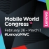 Lenovo™ Sees Intelligence Transforming Everything at MWC 2018, From Devices to Data Center - on DefenceBriefing.net