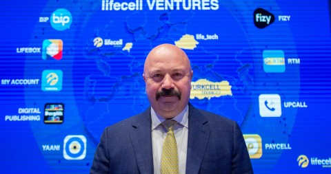 Lifecell Ventures Chairman Kaan Terzioglu pointed out that it is time to move a step ahead of the competition with Lifecell Ventures (Photo: Business Wire)