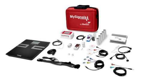 MySignals eHealth Platform (Photo: Libelium)