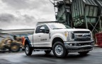 XL Hybrids unveils first-ever hybrid-electric Ford F-250 (Photo: Business Wire)