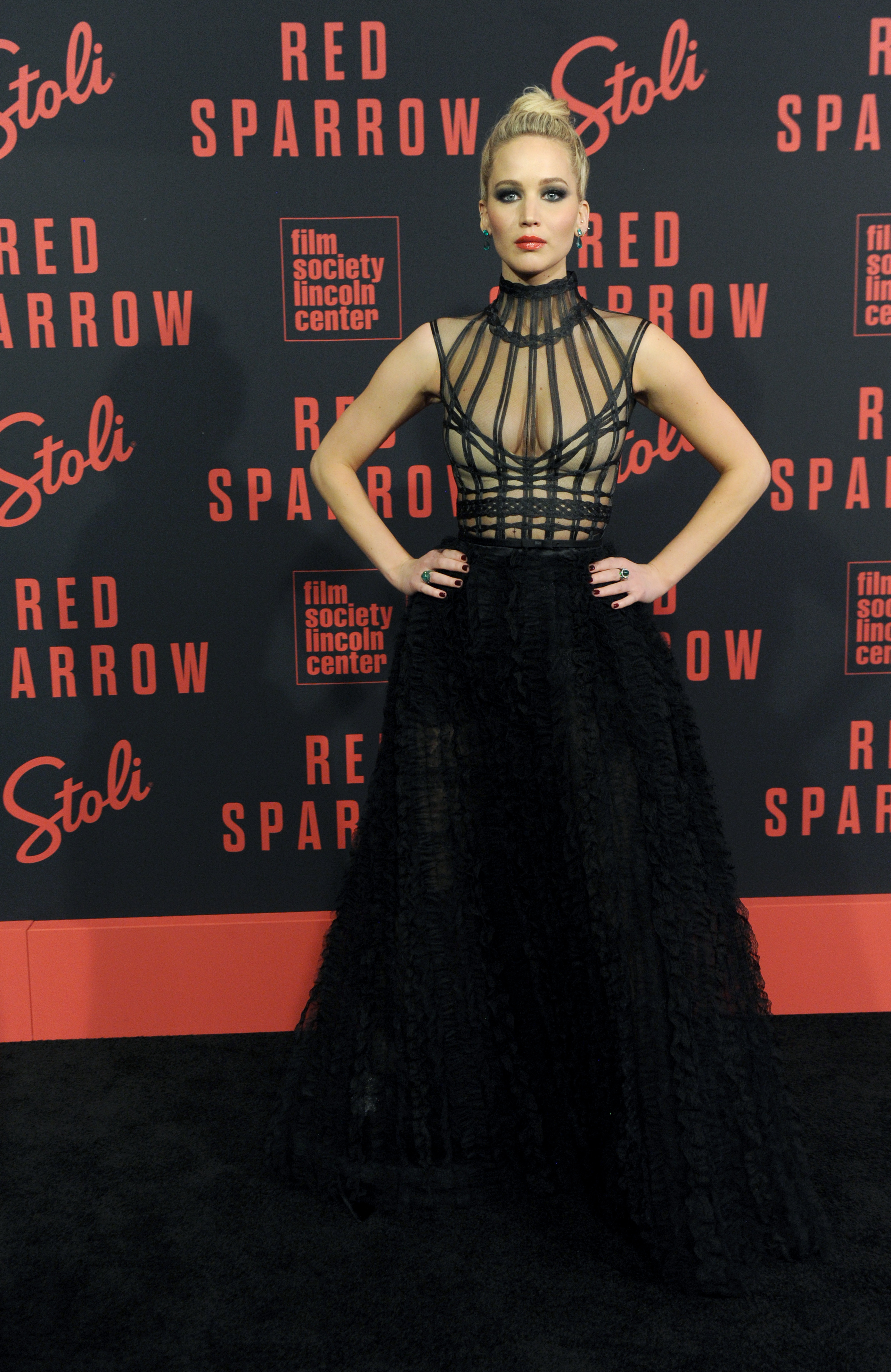 Stoli Recruited As The Official Vodka Partner Of 20th Century Fox Film S Red Sparrow Business Wire