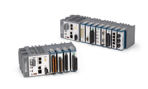The CompactRIO with NI-DAQmx improves performance, measurement and synchronization. (Photo: Business Wire)