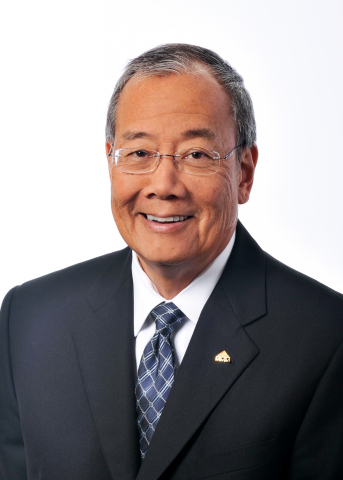 Dr. Richard Shinto honored with Top 25 Minority Executives in Healthcare Award from Modern Healthcare (Photo: Business Wire)