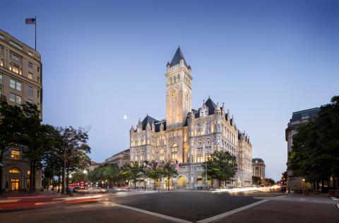 Trump International Hotel Washington, D.C. (Photo: Business Wire)