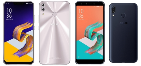 ASUS ZenFone 5 Series (Photo: Business Wire)