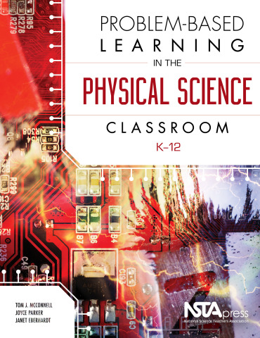 Problem-Based Learning in the Physical Science Classroom, K-12 book cover (Photo: Business Wire)